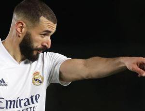 Karim Benzema EURO 2020'de
