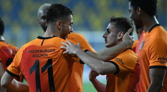 Kerem Aktürkoğlu: 3 final maçına çıkacağız