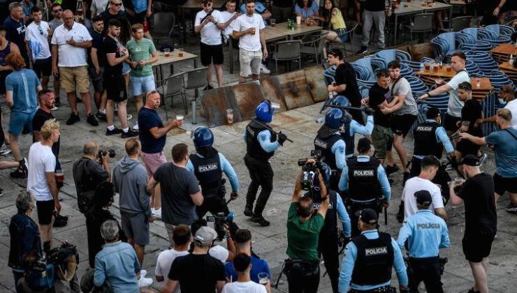 Manchester City – Chelsea finali öncesinde Porto'da olaylar çıktı