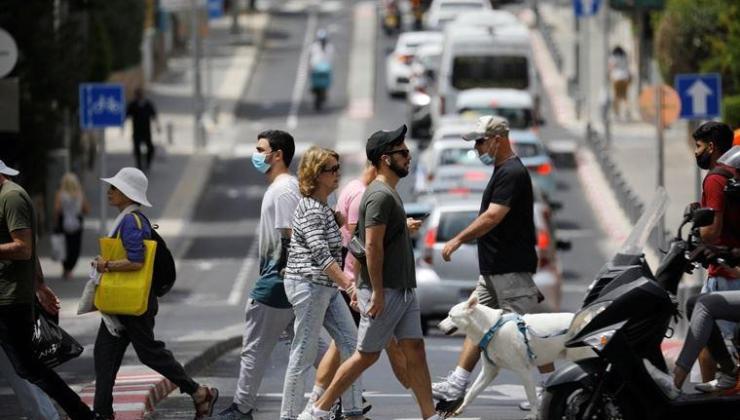 Maskeleri çıkaran İsrail'de iki yeni varyant tespit edildi!