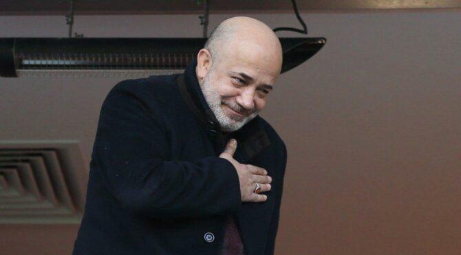 Murat Sancak: Ölene kadar başkanınızım