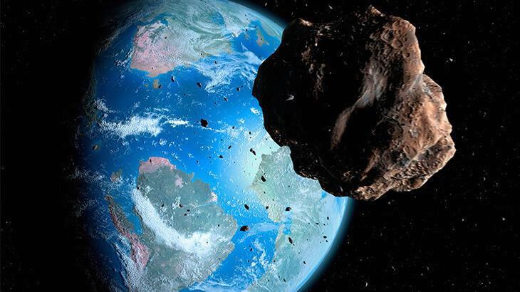 NASA açıkladı: Dünyada büyük panik!