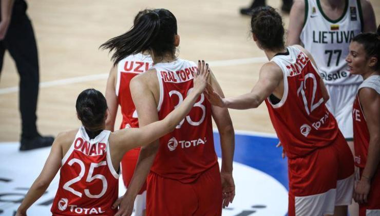 Potanın Perileri, EuroBasket 2021 hazırlıklarına başlıyor