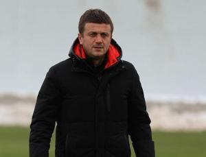 Süper Lig'in yeni ekibi Giresunspor, Hakan Keleş ile devam edecek