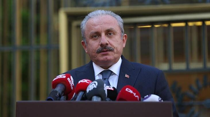 TBMM Başkanı Mustafa Şentop'tan '1 Mayıs' mesajı