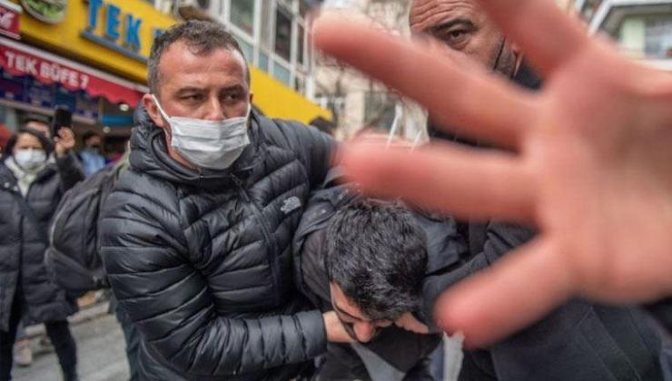 Türkiye Gazeteciler Cemiyeti'nden 'yasak' tepkisi: Gazeteciliği değil, şiddeti engelleyin