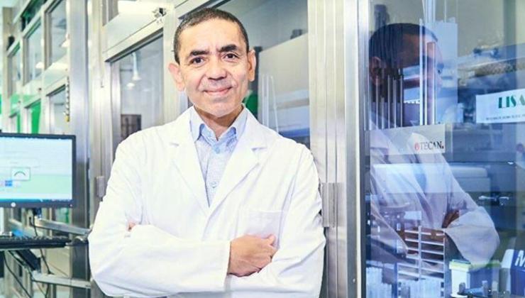 Uğur Şahin dünyaca ünlü bilim dergisine yazdı, mutasyonlu virüsü değerlendirdi