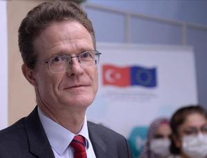 AB Büyükelçisi Nikolaus Meyer-Landrut, Malatya'da Arslantepe Höyüğü'nü ziyaret etti: