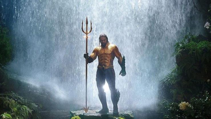 Aquaman'in ikinci filminin adı belli oldu: The Lost Kingdom