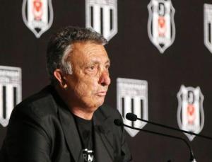 Beşiktaş Başkanı Çebi: Yabancı oyuncu kararıyla ilgili görüşlerimizi TFF'ye ileteceğiz