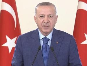 Cumhurbaşkanı Erdoğan'dan milli aşı vurgusu: Müjdesini buradan paylaşmak istiyorum