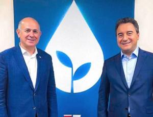 DEVA Parti'nin İstanbul yönetimine eski AKP'li isim