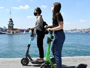 Elektrikli scooter kullanımına düzenleme! 15 yaş altı kullanamayacak