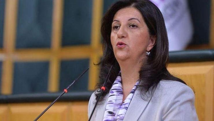 Pervin Buldan: Mafyaya sıfır soruşturma, HDP'ye kapatma