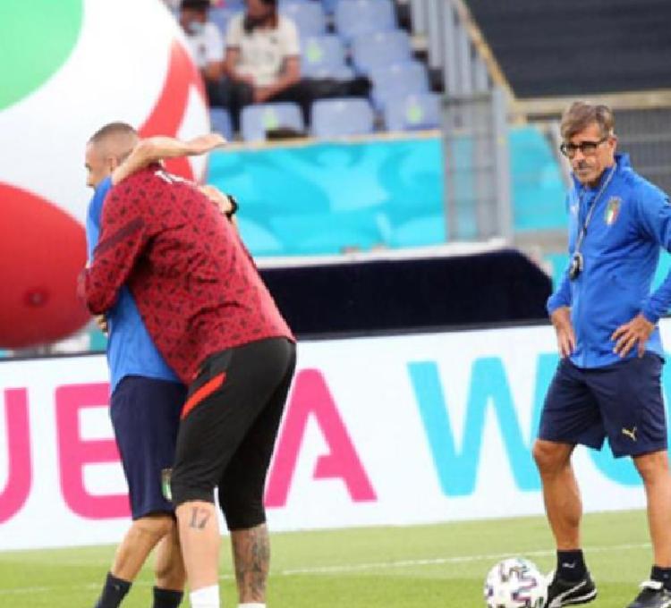 roma olimpiyat stadinda burak yilmaz italyan isme gitti gorkemli acilis 1 gwtPLSQn