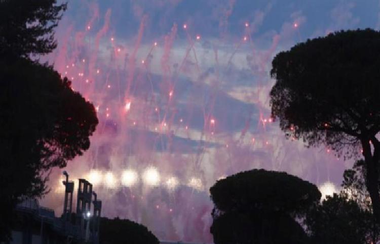 roma olimpiyat stadinda burak yilmaz italyan isme gitti gorkemli acilis 4 fpzg6gmI