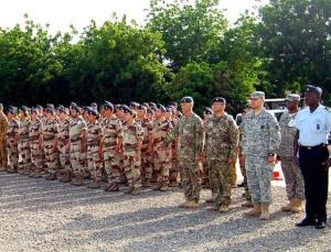 Rusya, Çad'a askeri teçhizat desteği sağlayacak