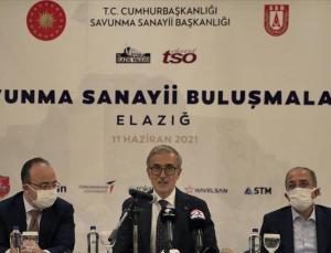 SSB Başkanı Demir: Savunma sanayi ciromuz 10 milyar dolarları aştı