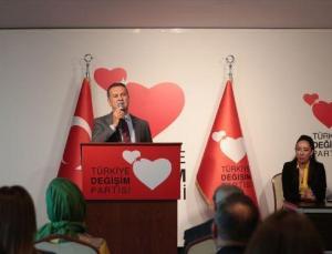 TDP Genel BaşkanıSarıgül: Suç işleyen partiliye ceza verelim, bir partiyi yok etmeyelim