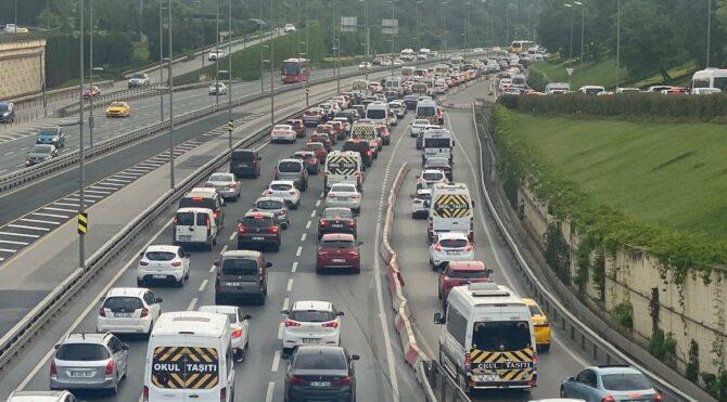 Yasak bitti, trafik başladı