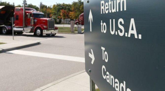 ABD ve Kanada'dan sınır kararı