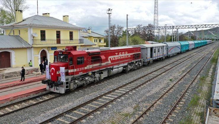 Demir yolu ağı küresel tedarik zincirinde Türkiye'nin pozisyonunu güçlendiriyor