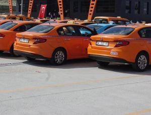 İBB'nin bin yeni taksi teklifi reddedildi
