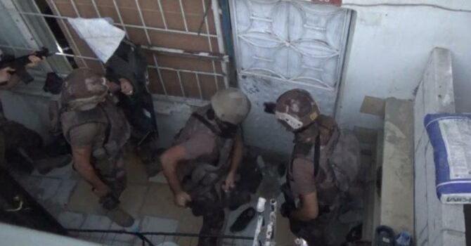 İstanbul'da IŞİD operasyonu: Propaganda sorumlusu dahil 6 şüpheli yakalandı