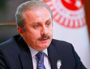 Meclis Başkanı Şentop Erzurum Kongresi'nin ve Hatay'ın ana vatana katılmasının yıl dönümünlerini kutladı