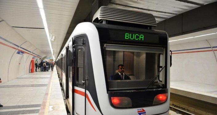 'Mosinjproekt' şirketi, İzmir metrosunun inşaat ihalesine katıldı