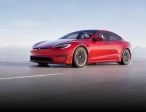 Tesla rekor kırdı! 1.1 milyar dolar…