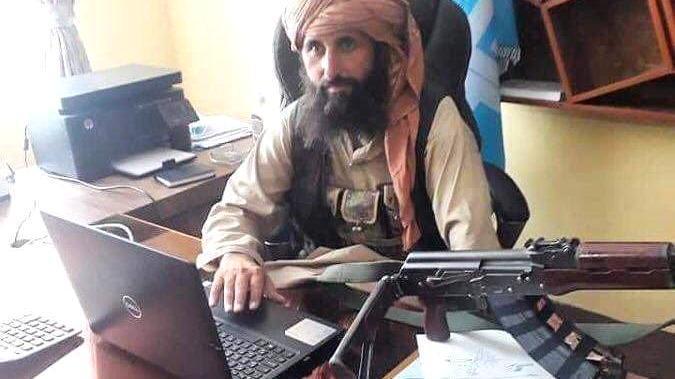 afganistan'ın yeni merkez bankası başkanı bu fotoğrafla gündem oldu