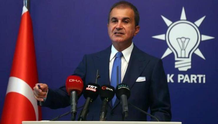 ak parti sözcüsü ömer çelik'ten '12 eylül' paylaşımı