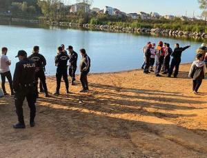 Aydos Gölü'nde kaybolan kişi aranıyor