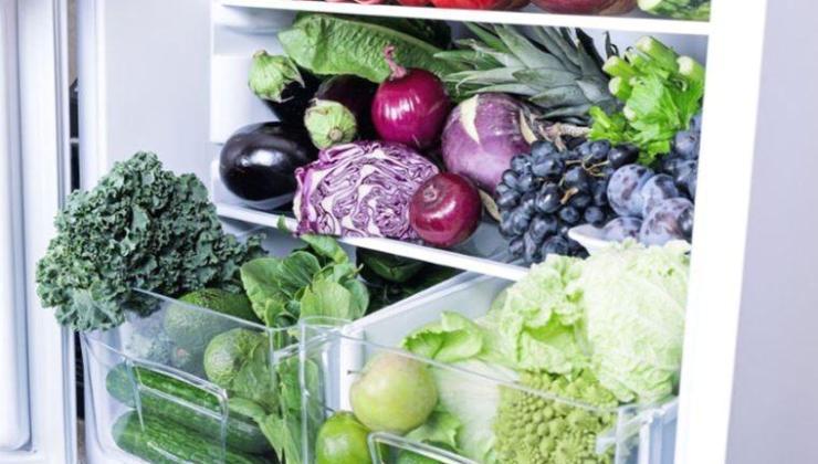 besinlerde maksimum fayda için saklama koşullarına önem verilmesi gerekiyor