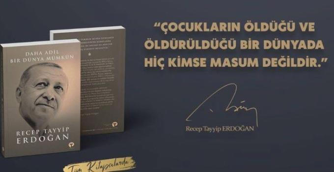 cumhurbaskani erdoganin kaleme aldigi kitap cikiyor rfbhdrcr