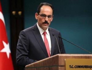 cumhurbaşkanlığı sözcüsü kalın, abd ulusal güvenlik danışmanı sullivan ile görüştü