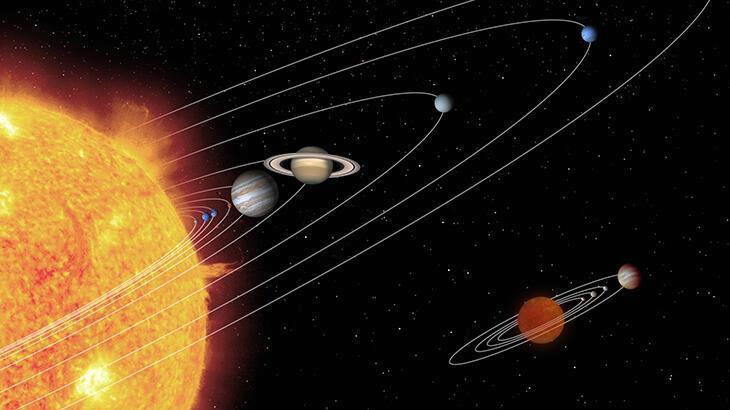 daha önce bilinmeyen 461 nesne güneş sistemi'nde keşfedildi