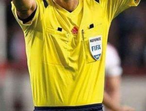 Halil Umut Meler, Şampiyonlar Ligi'nde Salzburg-Lille maçını yönetecek