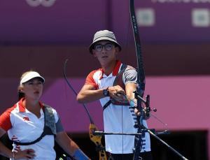 klasik yay karışık milli takımı, dünya okçuluk şampiyonası'nda bronz madalya kazandı