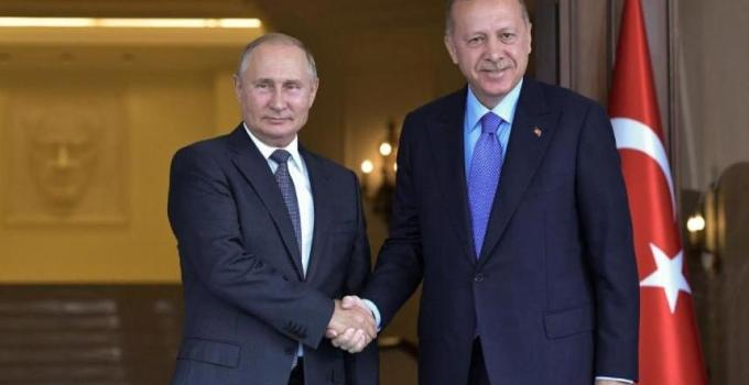 Kremlin: Putin ve Erdoğan Suriye konusunu görüşecek