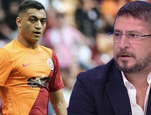 mostafa mohamed neden gol atamıyor? ümit davala açıkladı