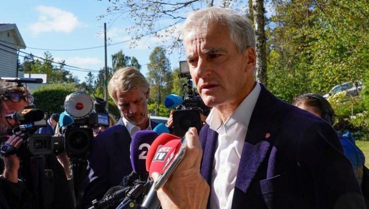 norveç'te seçimleri sol blok kazandı
