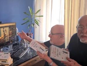 paulo coelho, okçu'nun yolu kitabını mete gazoz'a adadı