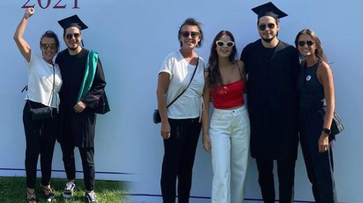 perihan savaş'ın büyük gururu: nihayet mezun olduk