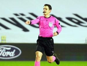 Salzburg – Lille maçını Halil Umut Meler yönetecek