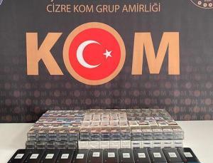 şırnak'ta kaçakçılık ve asayiş operasyonları: 42 gözaltı