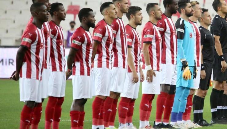 sivasspor'da zorlu fenerbahçe maçı öncesi 4 eksik