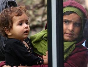 """unicef: """"1 milyon afgan çocuk açlık tehlikesiyle karşı karşıya"""""""