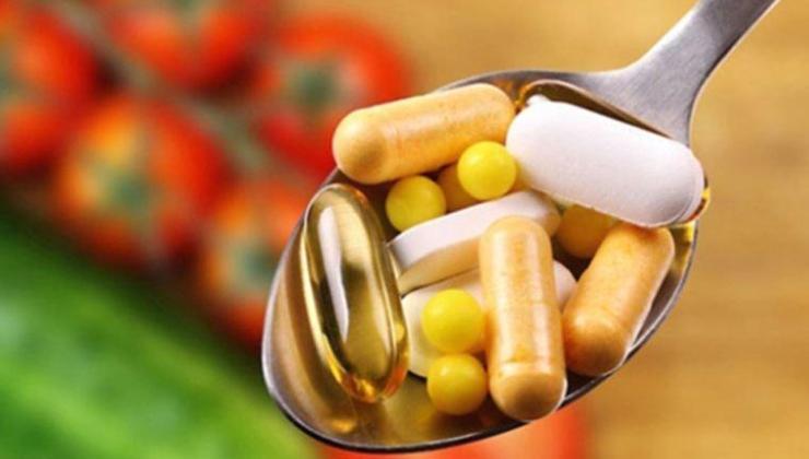 uzmanı uyardı: gıda takviyesi ürünlerine dikkat